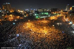 Tahrir Square - June 2, 2012