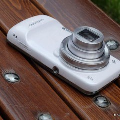 Samsung announces Galaxy S4 Zoom a camera that is a phone.